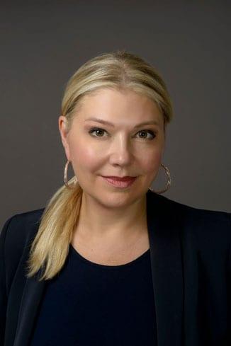 Melanie Purdey